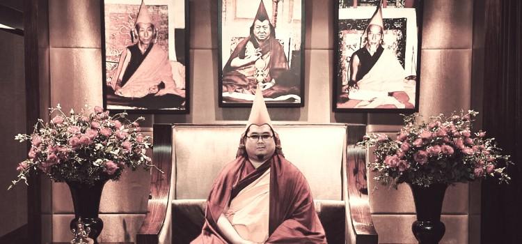 His Eminence the 25th Tsem Rinpoche